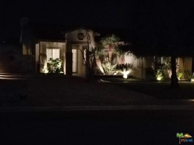 68687 Prospect Way, Desert Hot Springs, CA 92240 (MLS #18311156PS) :: The John Jay Group - Bennion Deville Homes