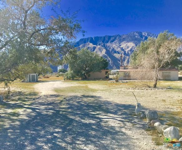 61666 Gasline Road, Palm Springs, CA 92258 (MLS #18312082PS) :: The John Jay Group - Bennion Deville Homes