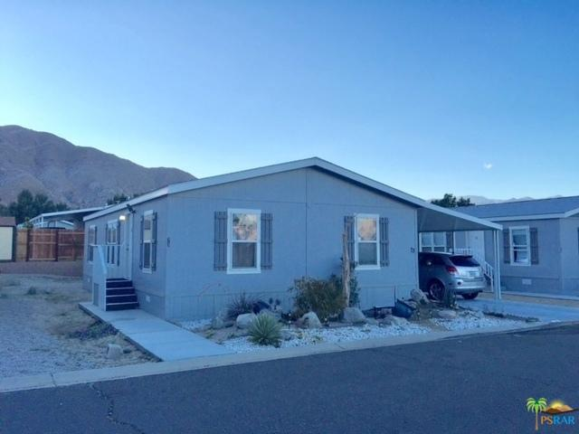 22840 Sterling Avenue #73, Palm Springs, CA 92262 (MLS #18312308PS) :: The John Jay Group - Bennion Deville Homes