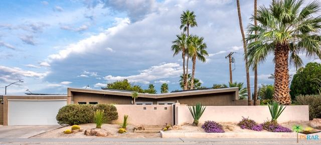 690 N Monterey Road, Palm Springs, CA 92262 (MLS #18312336PS) :: The John Jay Group - Bennion Deville Homes