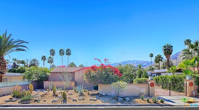261 E Ocotillo Avenue, Palm Springs, CA 92264 (MLS #18315216PS) :: Brad Schmett Real Estate Group