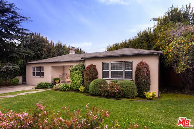 2527 Barry Avenue, Los Angeles (City), CA 90064 (MLS #18318406) :: The John Jay Group - Bennion Deville Homes