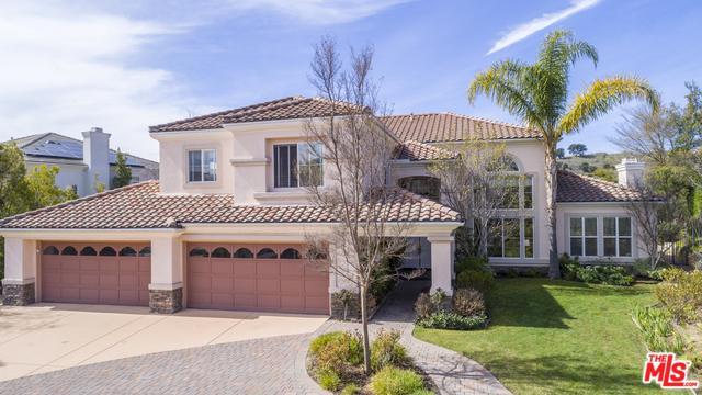 3817 Mountain Shadows Road, Calabasas, CA 91301 (MLS #18319952) :: The John Jay Group - Bennion Deville Homes