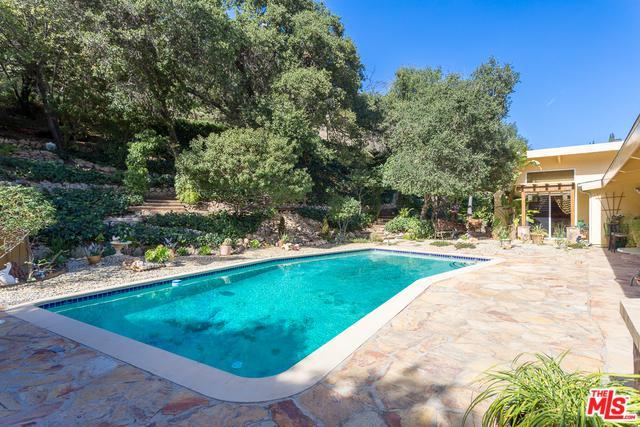 4011 Ballina Drive, Encino, CA 91436 (MLS #18320128) :: The John Jay Group - Bennion Deville Homes