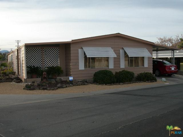 7501 Palm Avenue #113, Yucca Valley, CA 92284 (MLS #18321268PS) :: The John Jay Group - Bennion Deville Homes