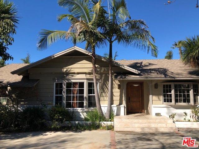 4501 Firmament Avenue, Encino, CA 91436 (MLS #18322332) :: The John Jay Group - Bennion Deville Homes