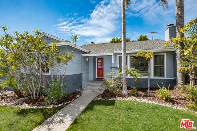 3727 Coolidge Avenue, Los Angeles (City), CA 90066 (MLS #18322470) :: The John Jay Group - Bennion Deville Homes