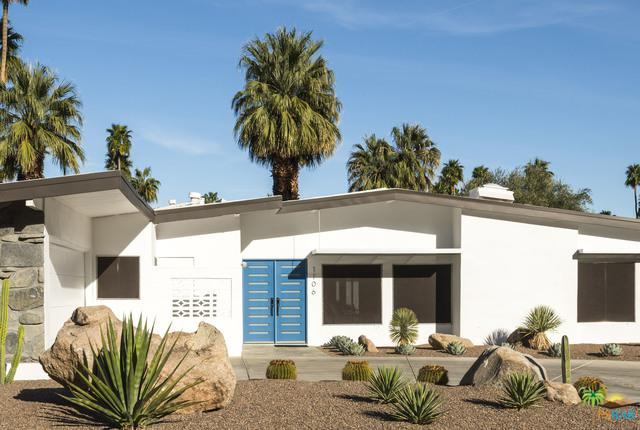 1106 N Paseo Dero, Palm Springs, CA 92262 (MLS #18322704PS) :: The John Jay Group - Bennion Deville Homes