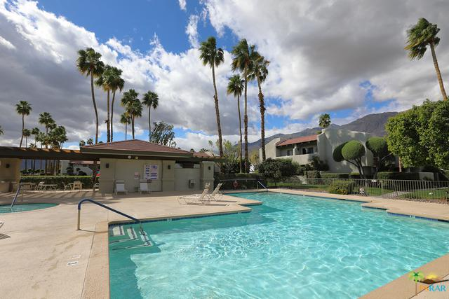 1150 E Amado Road 19B2, Palm Springs, CA 92262 (MLS #18323698PS) :: Hacienda Group Inc
