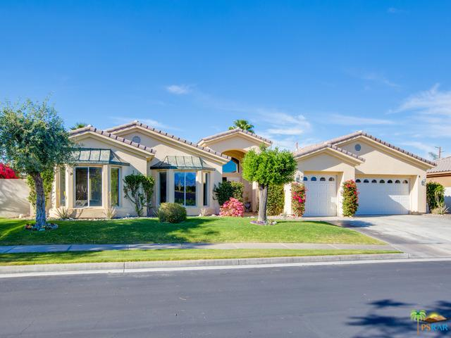 4 Queens Court, Rancho Mirage, CA 92270 (MLS #18323792PS) :: The John Jay Group - Bennion Deville Homes