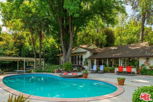 18085 Boris Drive, Encino, CA 91316 (MLS #18323950) :: The John Jay Group - Bennion Deville Homes