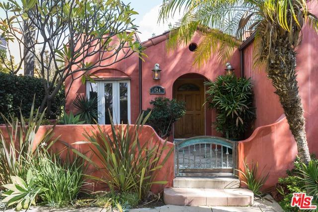 824 N Crescent Heights, Los Angeles (City), CA 90046 (MLS #18324298) :: The John Jay Group - Bennion Deville Homes