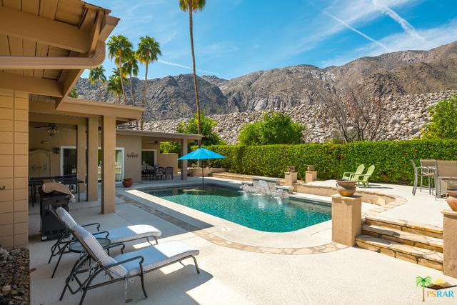 953 N Rose Avenue, Palm Springs, CA 92262 (MLS #18324484PS) :: The John Jay Group - Bennion Deville Homes