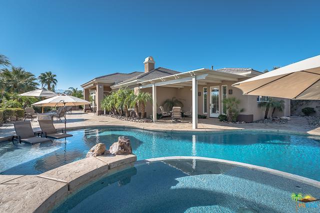 4 Via Verde, Rancho Mirage, CA 92270 (MLS #18325766PS) :: The John Jay Group - Bennion Deville Homes