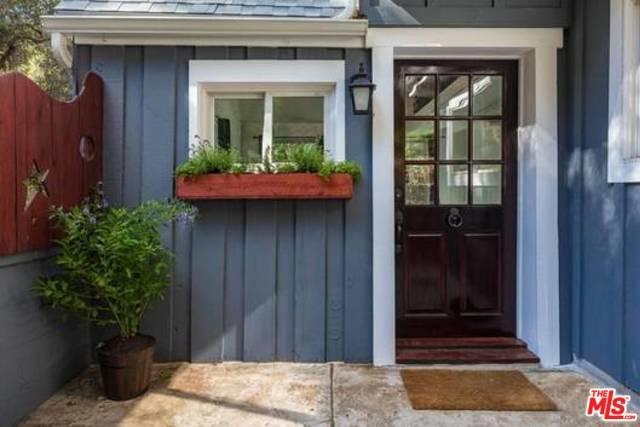 638 N Topanga Canyon, Topanga, CA 90290 (MLS #18328362) :: The John Jay Group - Bennion Deville Homes