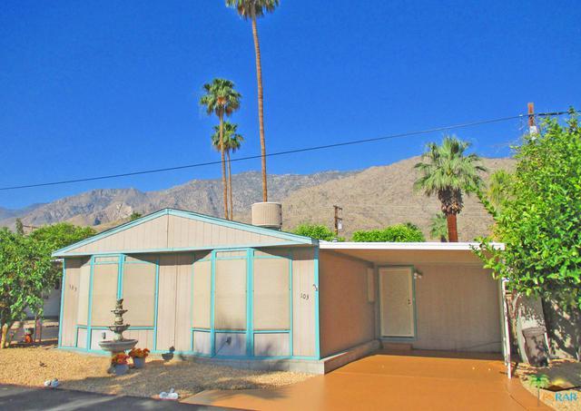 103 Caravan Street, Palm Springs, CA 92264 (MLS #18328376PS) :: Hacienda Group Inc