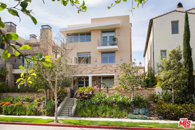 13071 Bluff Creek Drive, Playa Vista, CA 90094 (MLS #18330024) :: The John Jay Group - Bennion Deville Homes