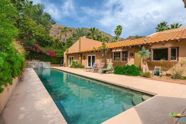 299 W El Camino Way, Palm Springs, CA 92264 (MLS #18331108PS) :: The John Jay Group - Bennion Deville Homes