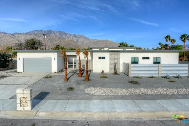2077 E Nicola Road, Palm Springs, CA 92262 (MLS #18332308PS) :: The John Jay Group - Bennion Deville Homes