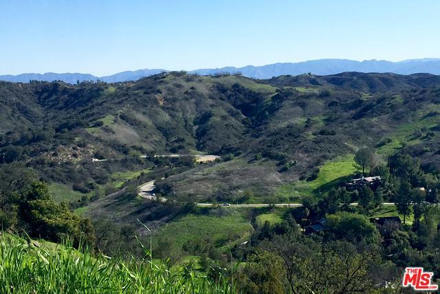 0 Alta Ridge Road, Topanga, CA 90290 (MLS #18333118) :: The John Jay Group - Bennion Deville Homes