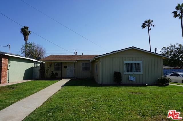1656 W 120th Street, Los Angeles (City), CA 90047 (MLS #18333984) :: The John Jay Group - Bennion Deville Homes