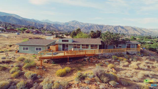 49257 Live Oak Drive, Morongo Valley, CA 92256 (MLS #18335212PS) :: Deirdre Coit and Associates
