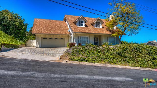 3513 Alginet Drive, Encino, CA 91436 (MLS #18335336PS) :: Team Wasserman