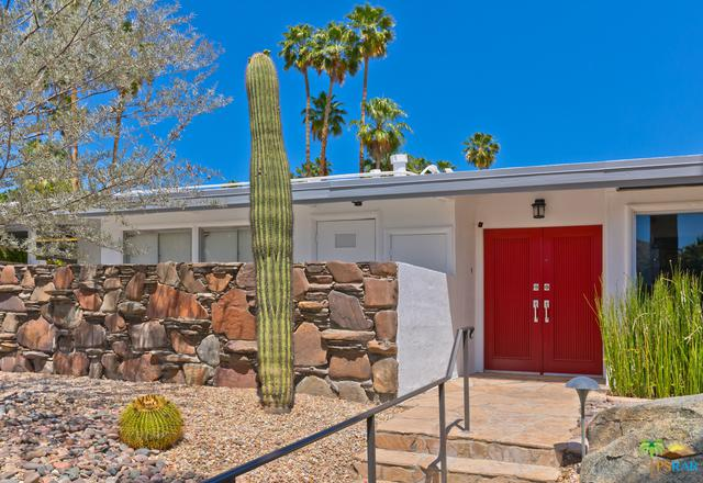 1366 N Granito Circle, Palm Springs, CA 92262 (MLS #18335422PS) :: Brad Schmett Real Estate Group