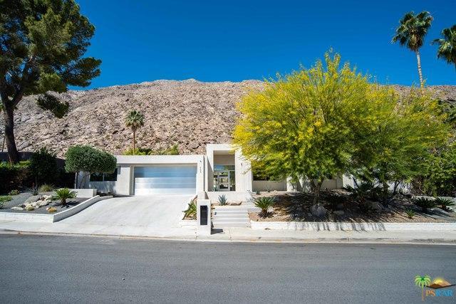 585 S La Mirada Road, Palm Springs, CA 92264 (MLS #18336020PS) :: Brad Schmett Real Estate Group