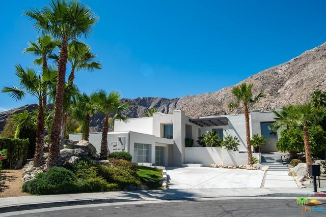 599 Camino Calidad, Palm Springs, CA 92264 (MLS #18336028PS) :: Brad Schmett Real Estate Group