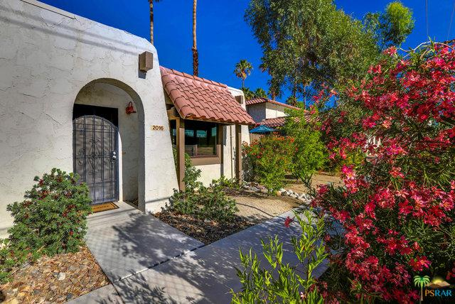 2016 N Mira Vista Way, Palm Springs, CA 92262 (MLS #18340384PS) :: Team Wasserman