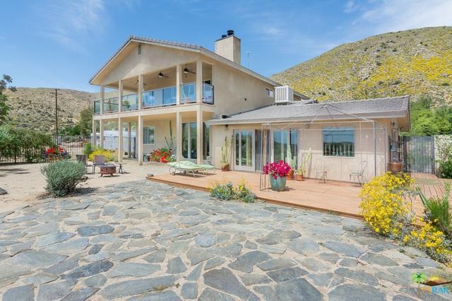 11248 Tecopa Drive, Morongo Valley, CA 92256 (MLS #18340620PS) :: The John Jay Group - Bennion Deville Homes