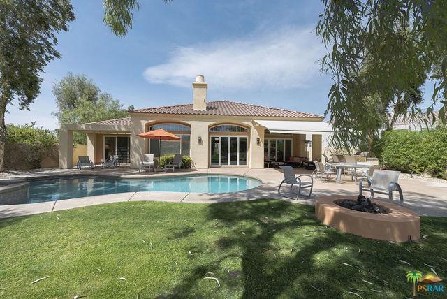 72 Via Bella, Rancho Mirage, CA 92270 (MLS #18341080PS) :: The John Jay Group - Bennion Deville Homes