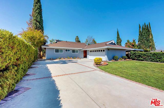 16845 San Jose Street, Granada Hills, CA 91344 (MLS #18343490) :: Team Wasserman