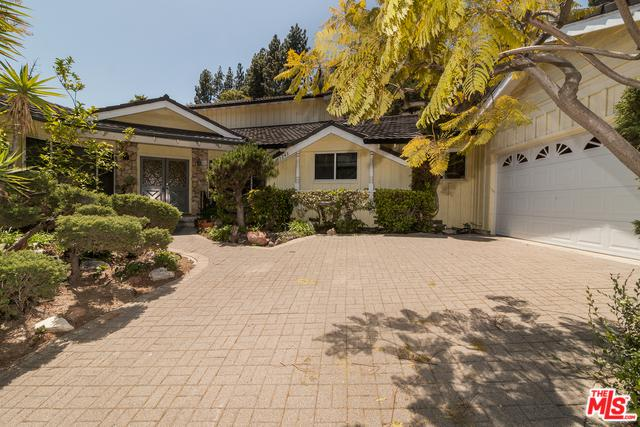 1243 N Norman Place, Los Angeles (City), CA 90049 (MLS #18343944) :: Deirdre Coit and Associates