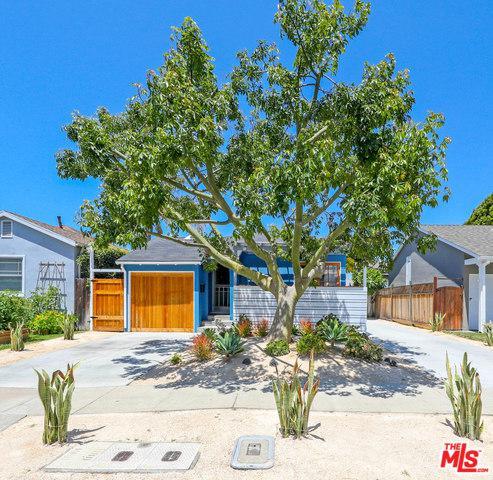 1137 Van Buren Avenue, Venice, CA 90291 (MLS #18345000) :: Team Wasserman