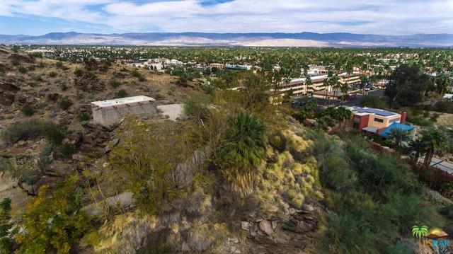0 Ridge Road, Palm Springs, CA 92264 (MLS #18345490PS) :: The John Jay Group - Bennion Deville Homes