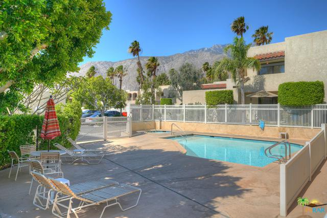 200 E Racquet Club Road #43, Palm Springs, CA 92262 (MLS #18346516PS) :: Deirdre Coit and Associates