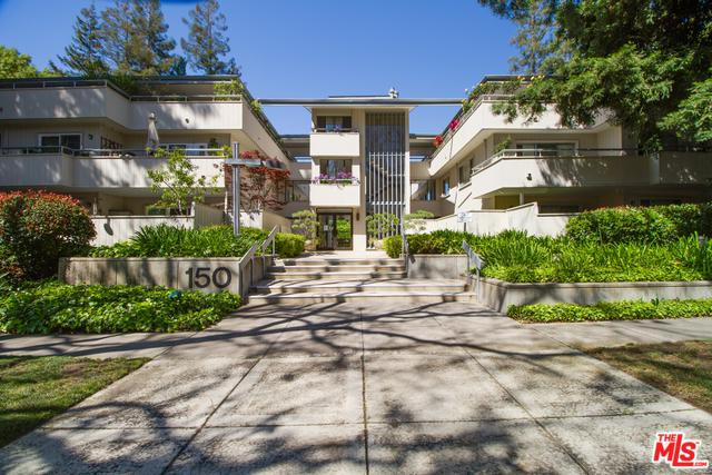 150 Alma Street #215, Menlo Park, CA 94025 (MLS #18348268) :: Hacienda Group Inc