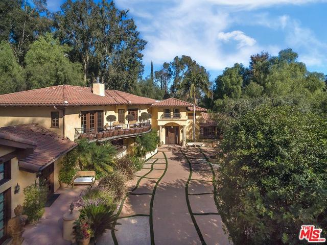 5839 Jed Smith Road, Hidden Hills, CA 91302 (MLS #18348814) :: The John Jay Group - Bennion Deville Homes