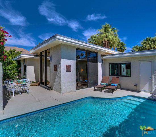 130 W Racquet Club Road #401, Palm Springs, CA 92262 (MLS #18351420PS) :: Brad Schmett Real Estate Group
