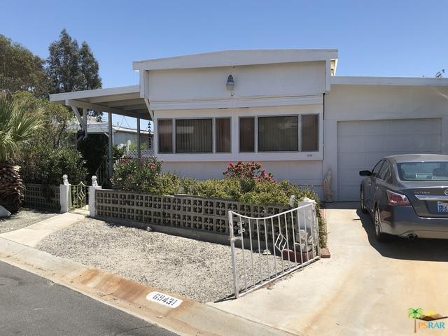 69431 Poolside Drive, Desert Hot Springs, CA 92241 (MLS #18352928PS) :: Brad Schmett Real Estate Group