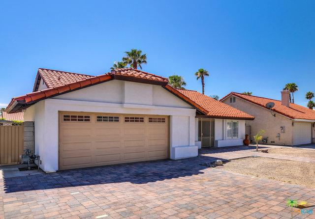 28580 Avenida Duquesa, Cathedral City, CA 92234 (MLS #18353010PS) :: The John Jay Group - Bennion Deville Homes