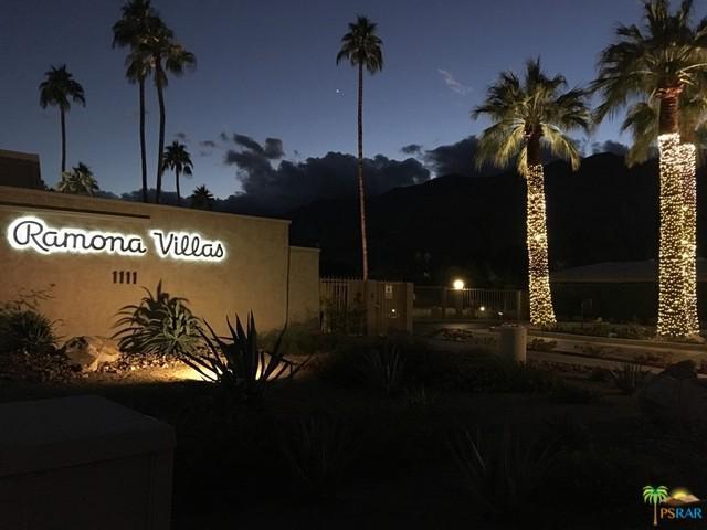 1111 E Ramon Road #46, Palm Springs, CA 92264 (MLS #18353124PS) :: Hacienda Group Inc