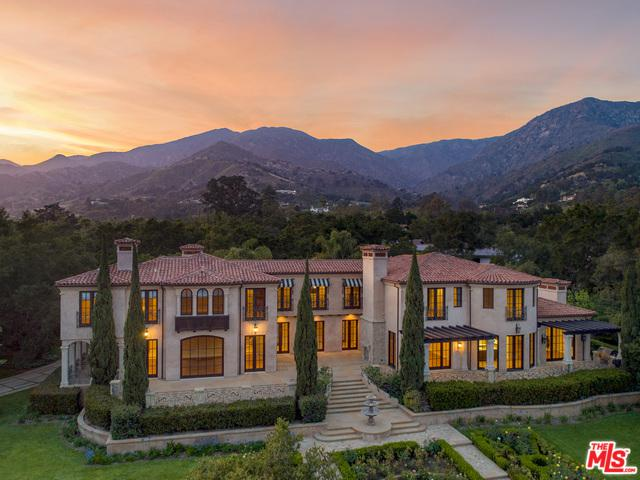 1664 E Valley Road, Santa Barbara, CA 93108 (MLS #18354260) :: Hacienda Group Inc