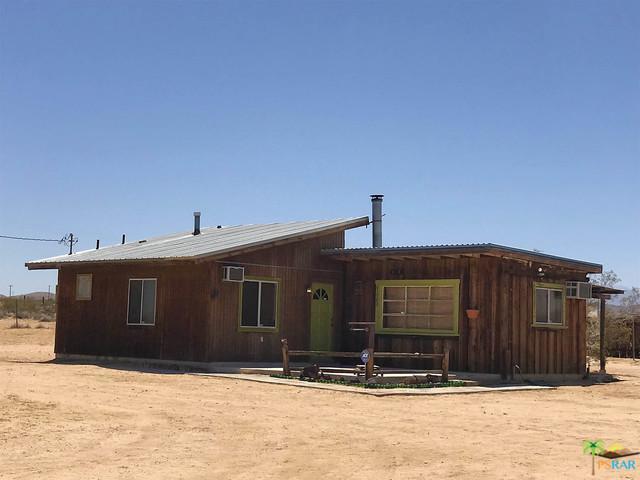 61980 Mercury Drive, Joshua Tree, CA 92252 (MLS #18358370PS) :: Brad Schmett Real Estate Group
