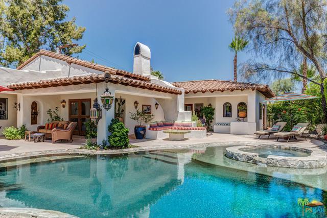 1126 Village Court, Palm Springs, CA 92262 (MLS #18359372PS) :: Brad Schmett Real Estate Group