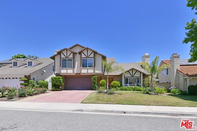 6326 Daylight Drive, Agoura Hills, CA 91301 (MLS #18359698) :: Deirdre Coit and Associates