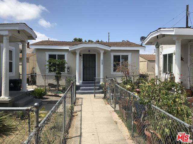 222 W Sepulveda Street, San Pedro, CA 90731 (MLS #18360080) :: The John Jay Group - Bennion Deville Homes