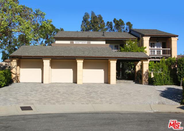 15464 Duomo Via Street, Los Angeles (City), CA 90077 (MLS #18361132) :: The John Jay Group - Bennion Deville Homes